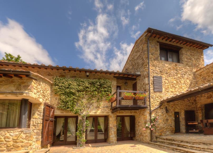 casa in vendita nel Chianti