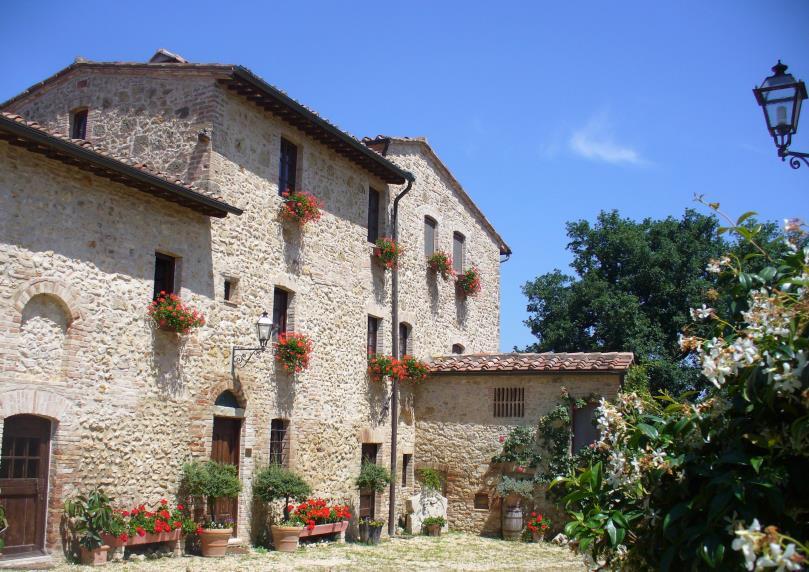 vendita villa di pregio in toscana